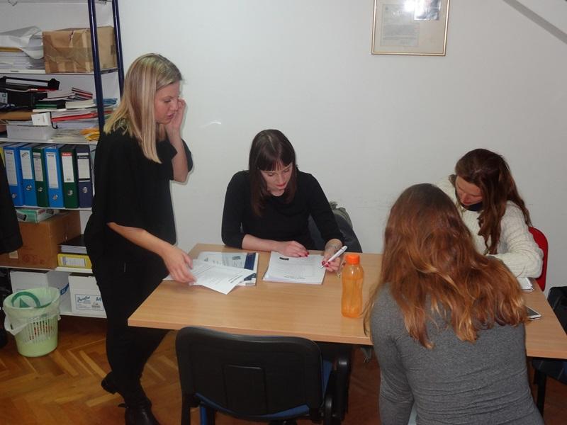 Tečaj engleskog jezika za odrasle 2. semestar