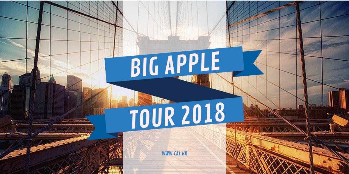 BIG APPLE TOUR 2018