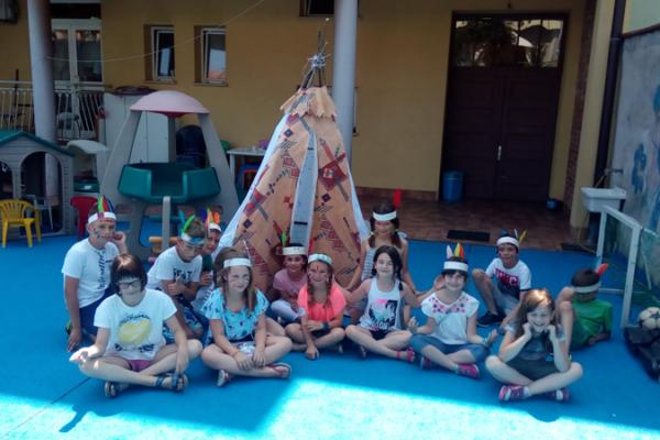 Hrvatsko Americko Društvo Hrvatsko Americko Društvo Ljetni Kamp Indijanci
