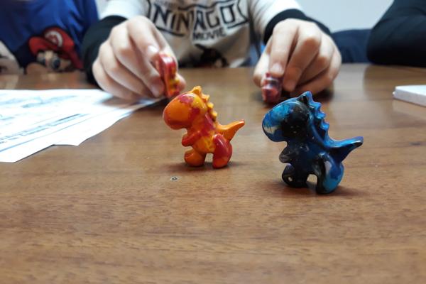 Dinosauri - pastele2