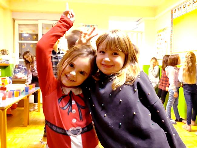 CHILDREN'S CHRISTMAS PARTY – YEC MEMBERS